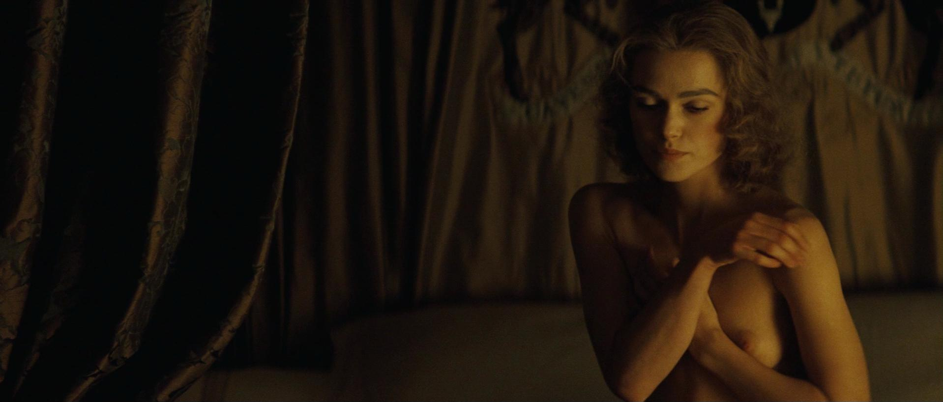 Keira knightley nude in the duchess and with