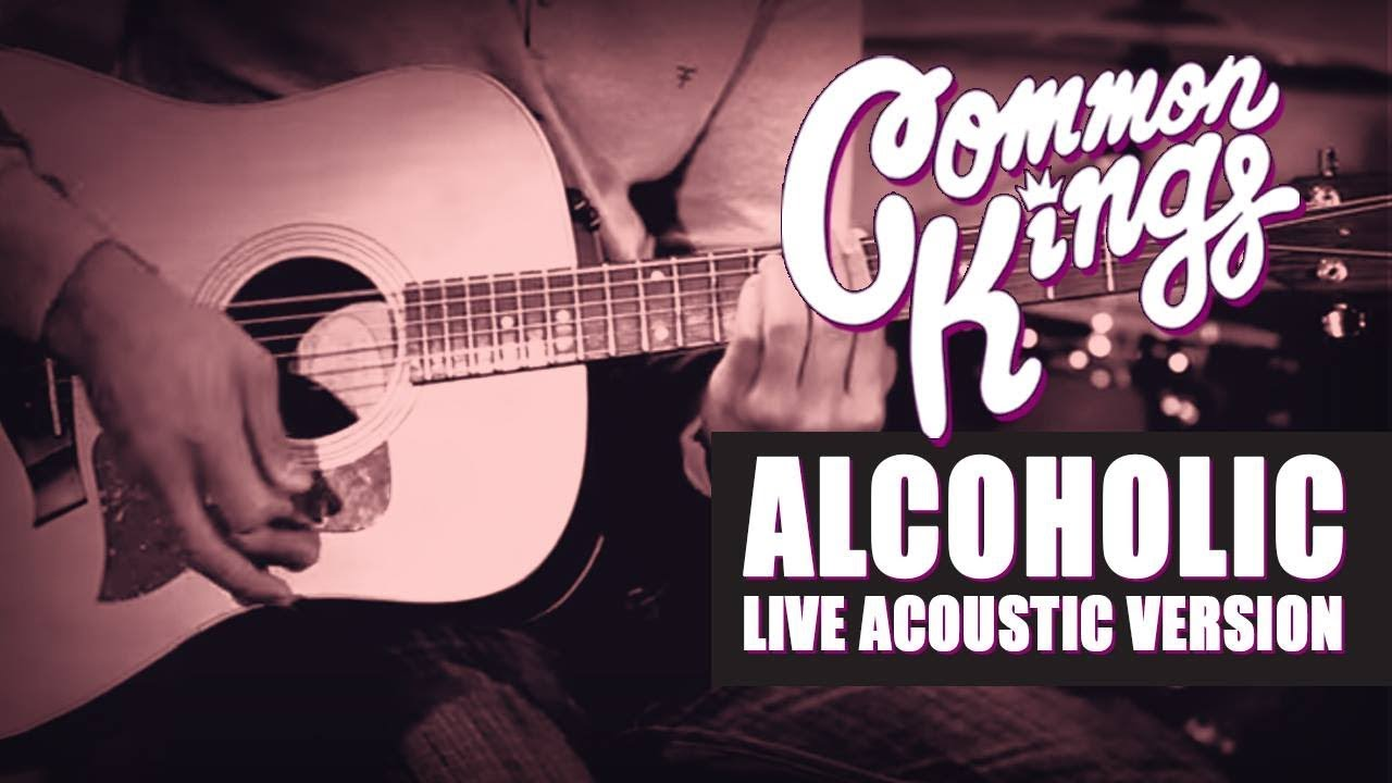 Common kings alcoholic cover