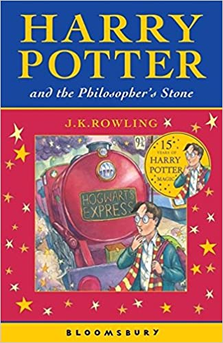 Harry potter and the sorcerers stone book release date