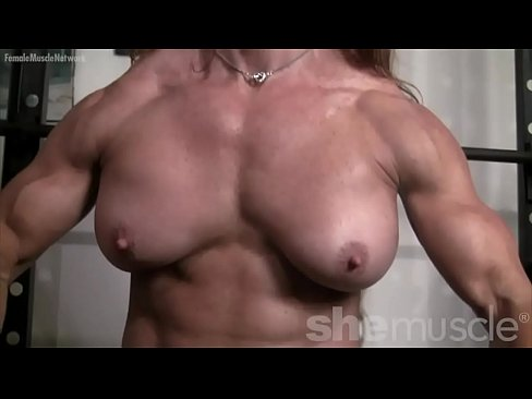 Female muscle cougars nude