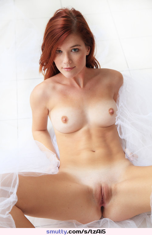Teen ginger girls nude shaved pussy