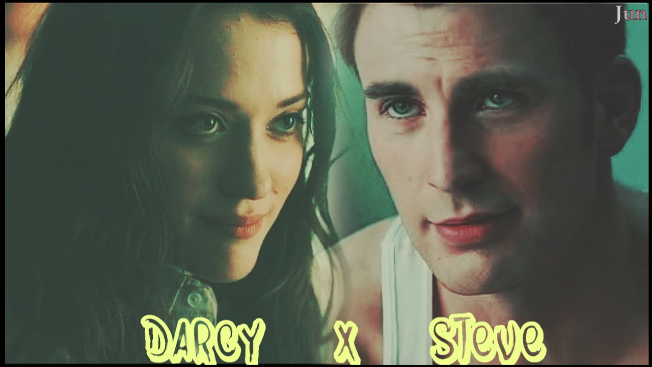 Steve rogers and darcy lewis