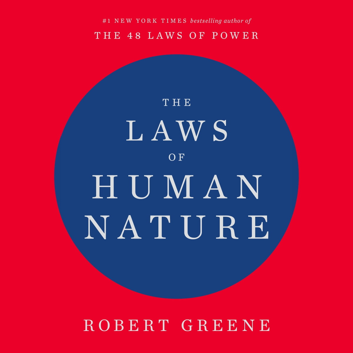 Laws of human nature audiobook