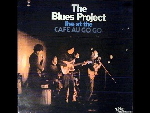 Blues project youtube
