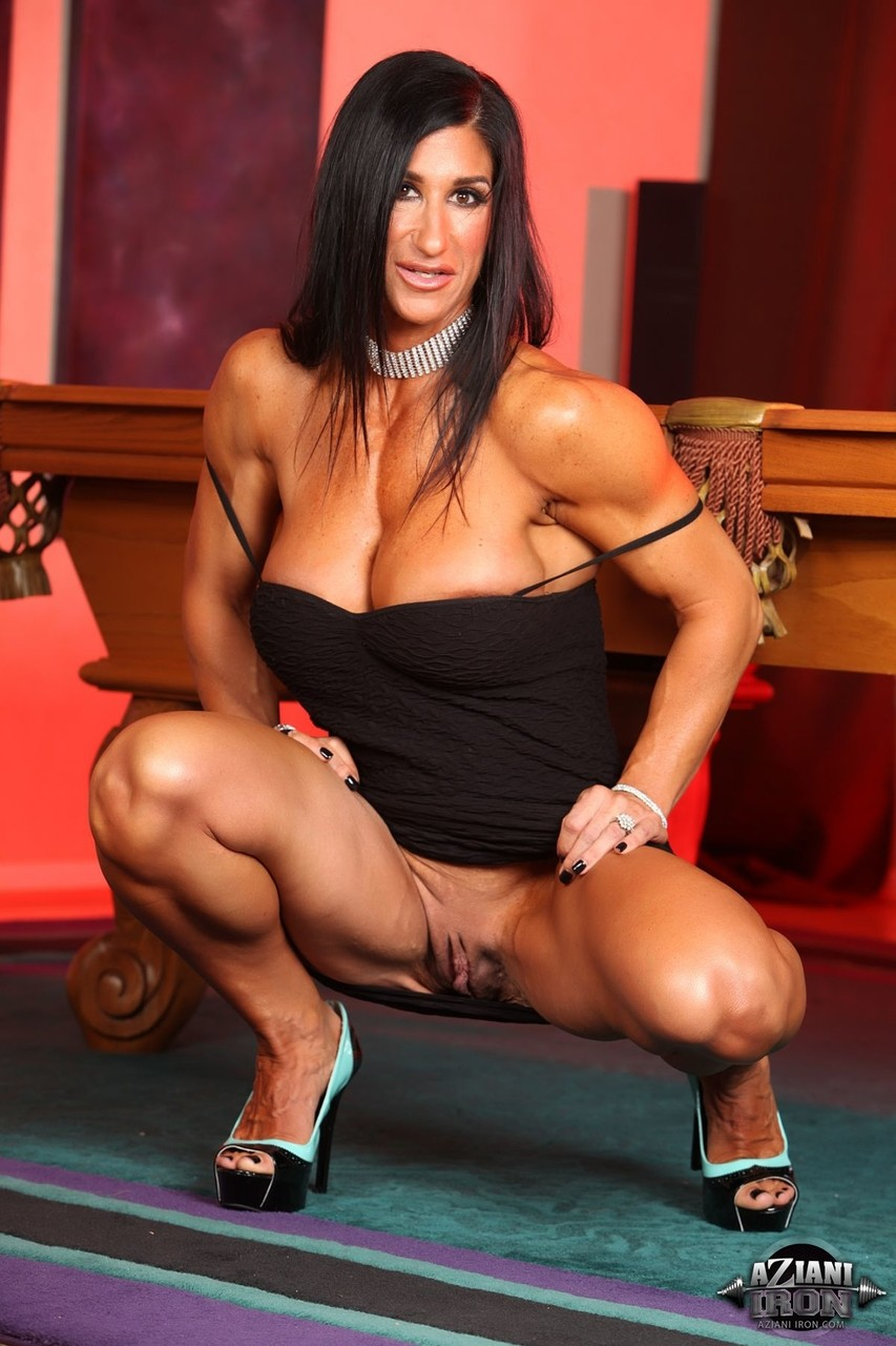 Bodybuilding gils pussy free picturs