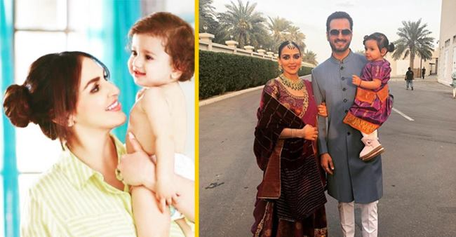Esha deol family pictures