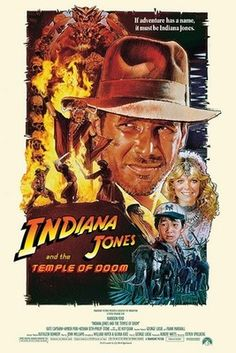 Indiana joan and the temple of poon
