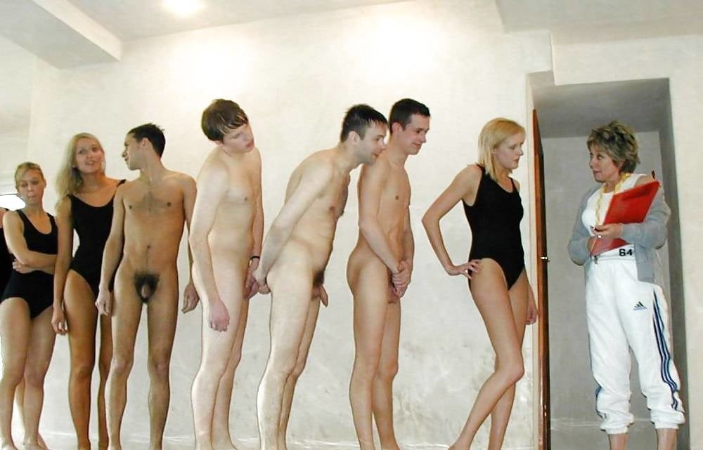 Nude pictures of boys and girls